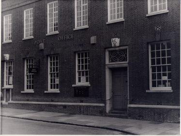 Post Office | LHS archive, cat.no. P.002224