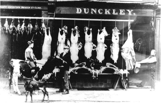 George Pearce - A Harpenden Butcher's Boy