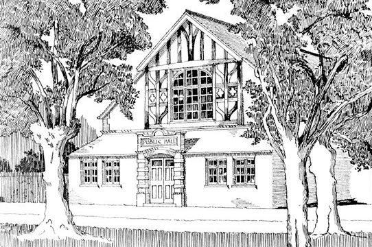Harpenden British Schools: Origin, History and Present Position of the Schools - in 1891