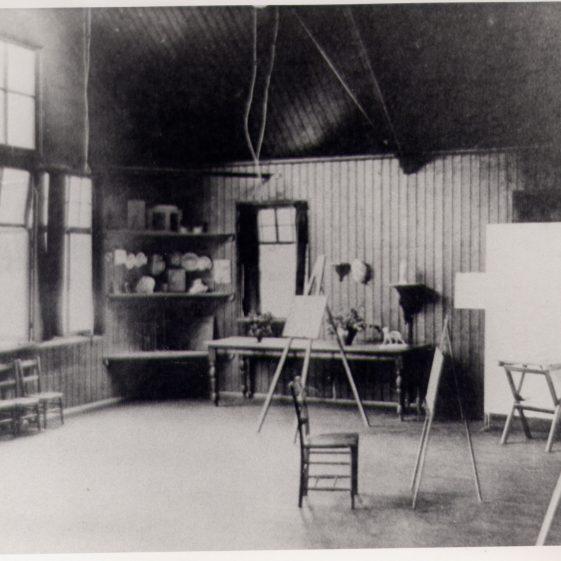 St Helena's - the 'studio' | Harpenden UDC Collection
