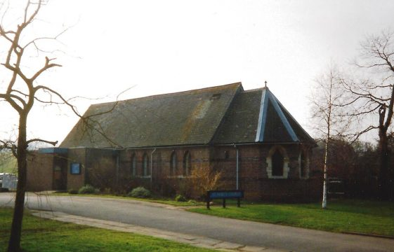 St Mary's, Kinsbourne Green