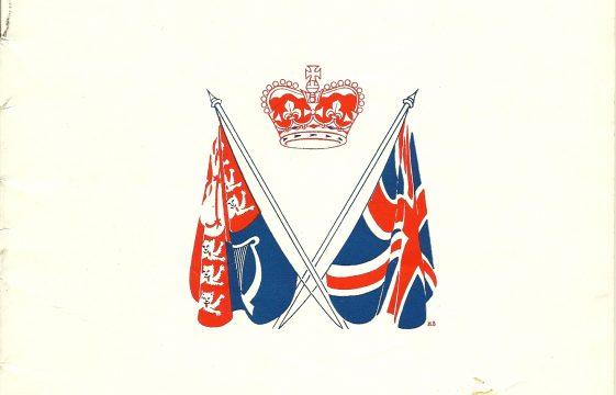 Harpenden's celebrations of the 1953 Coronation of Queen Elizabeth II