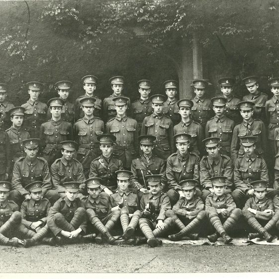 42.  Probably a school training unit. | LHS archives - SF 0003