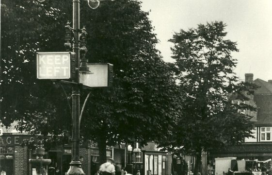 Harpenden's Street Lighting