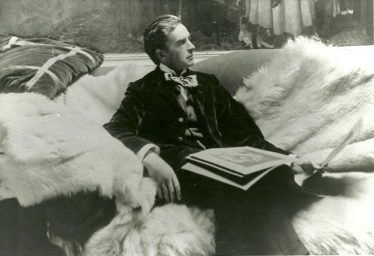 Frank O Salisbury at the height of his career