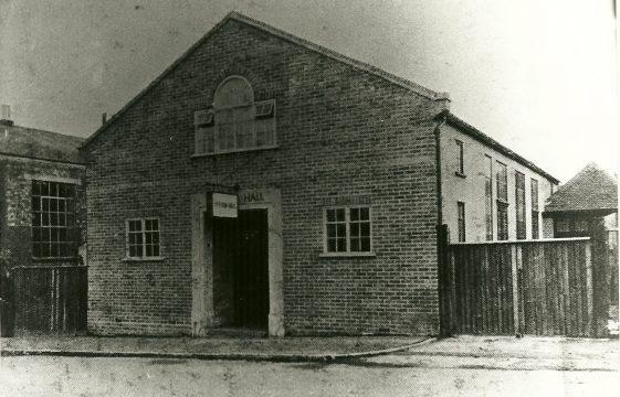 Leyton Hall