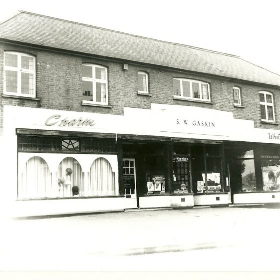Charm, Gaskins and White Rose, late 1960s/early 1970s   LHS archives - LHS 1783