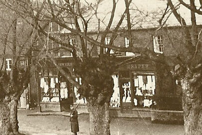 Old Time Harpenden Shopping (just before the first World War)