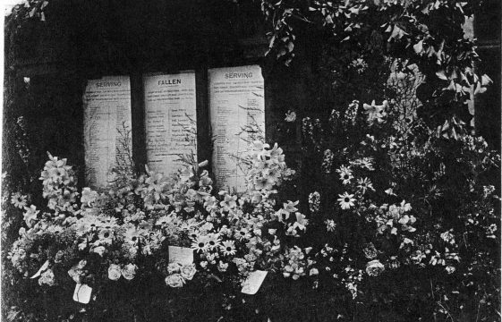 Harpenden's War Memorials