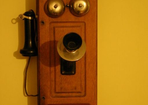 The Telephone comes to Harpenden