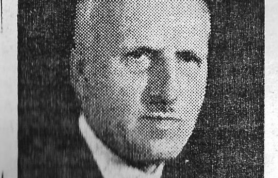 Quaker Wilfred H. Brown