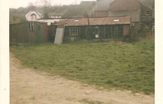 Wilson Brothers garage, Southdown