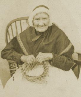 Straw plaiter born c 1770